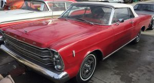1966 Ford Galaxie Convertible