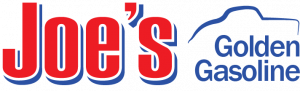 Joe's Golden Gasoline logo