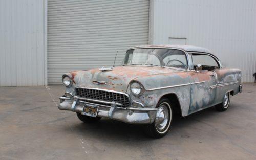 1955 Chevrolet Belair 2 Door Hardtop
