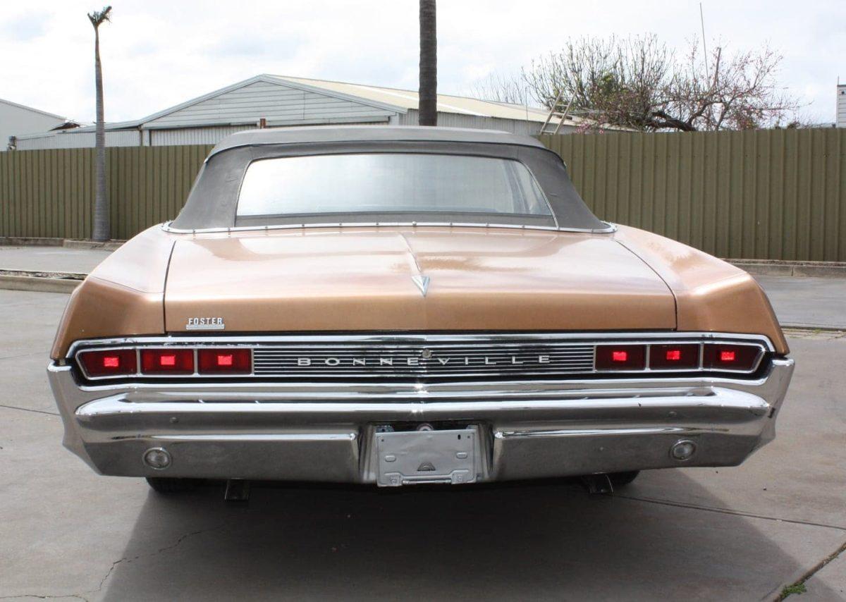 1965 Pontiac Bonneville Convertible