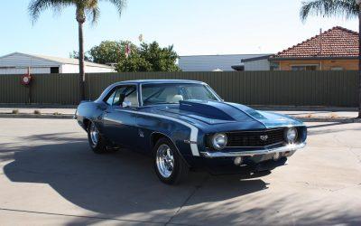 1969 Chevrolet Camaro Pro-Street