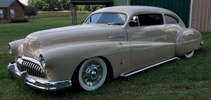 1948 Buick Coupe Custom