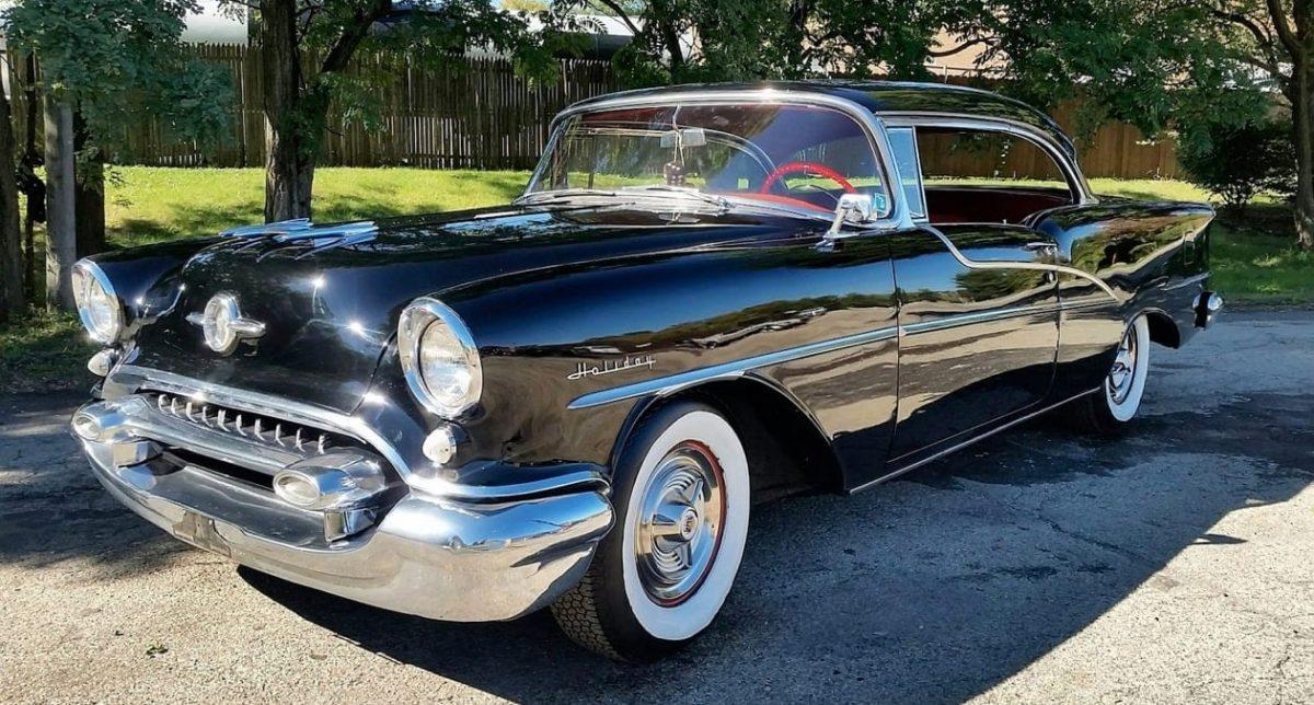 1955 Oldsmobile 98 Holiday