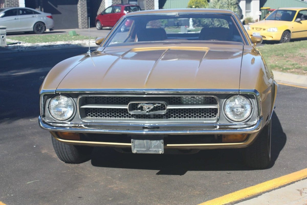 1972 Ford Mustang Coupe