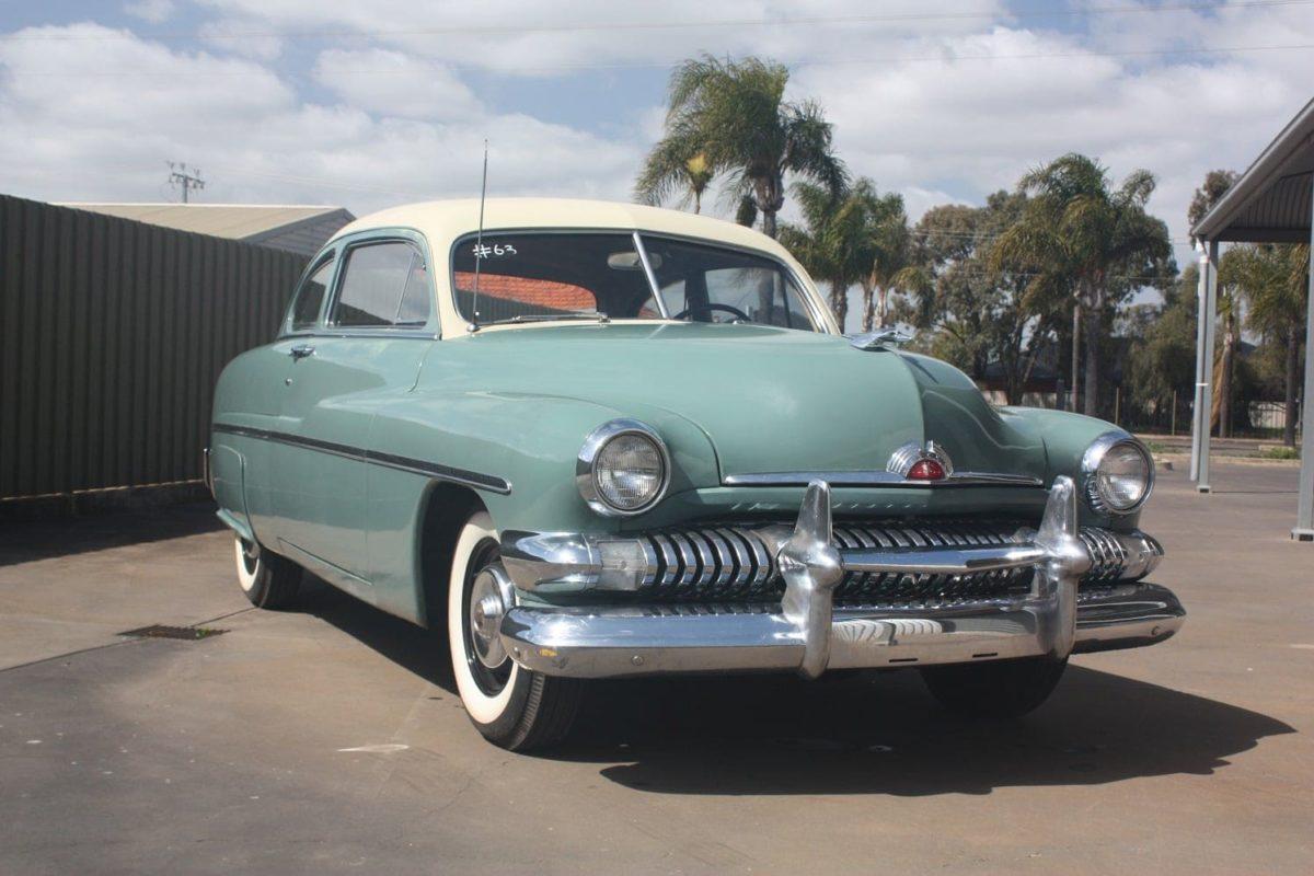 1951 Mercury Sports Coupe