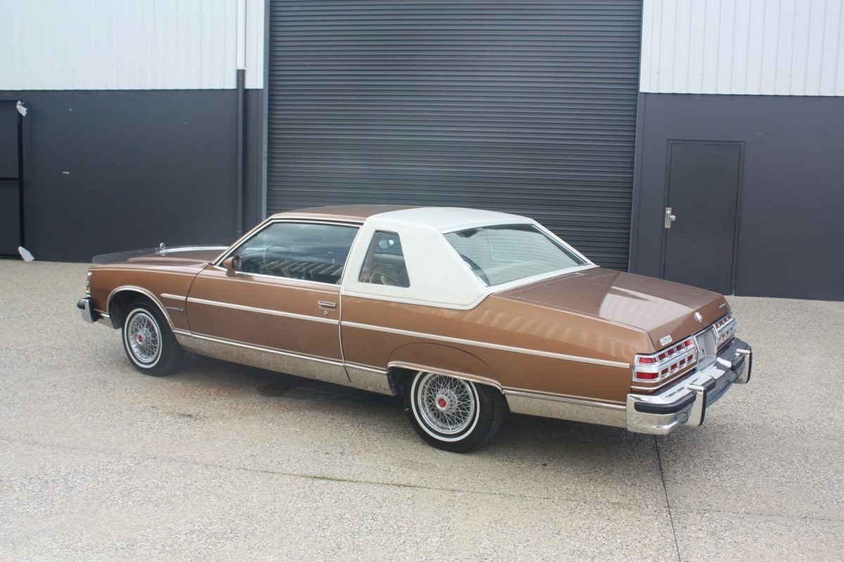 1979 Pontiac Bonneville