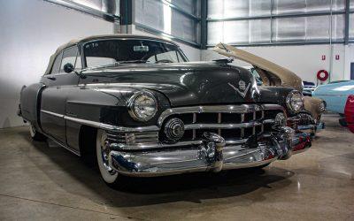 1950 Cadillac 62 Convertible