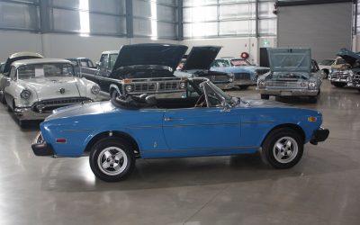 1976 Fiat 124 Sport Spider