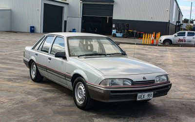1986 Holden VL Commodore