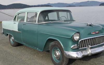 1955 Chevrolet Bel Air 4-door