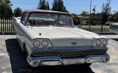 1959 Ford Fairlane Skyliner
