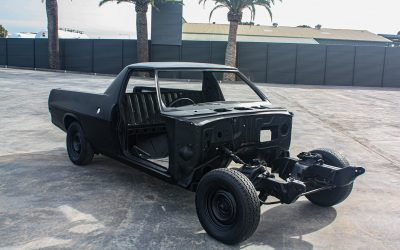 1972 Holden HQ Belmont Ute (Project)