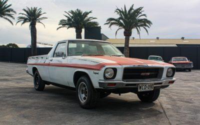 1974 HQ Holden Sandman