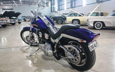 1987 Harley-Davidson Softail Custom